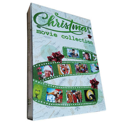 24 Movie: A Christmas Collection Set (12-Discs, DVD)