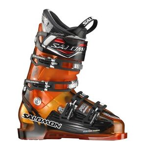 Ski Boots Salomon Falcon CS Pro Ski Boot 27.5 North Shore Greater Vancouver Area image 1