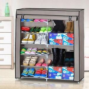Kids Portable Shoe Rack Closet