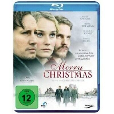 MERRY CHRISTMAS BLU-RAY MIT BENNO FÜRMANN NEW ()