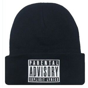 Parental Advisory Explicit Lyrics Hats & Others New Bargains