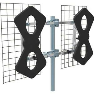 BEST-6 HD LONG RANGE OUTDOOR HD TV ANTENNA @ ANGEL ELECTRONICS MISSISSAUGA, CHANNEL MASTER. ANTENNA DIRECT, FOCUS, BEST