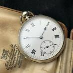 Pocket watch - Silver - NO RESERVE PRICE - Heren - 1850-1900