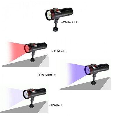 Riff TL-MLV 2 Videolampe mit Multilicht