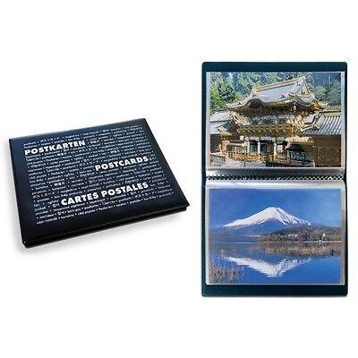 Taschenalbum ROUTE Postcards für 40 Postkarten / Foto , Album NEU! Nr. 347 971