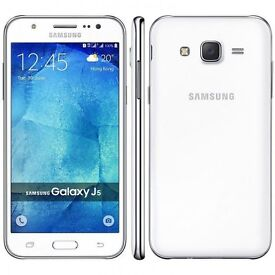 Samsung j5 white and black available clean like new with original charger unlocked any sim £110