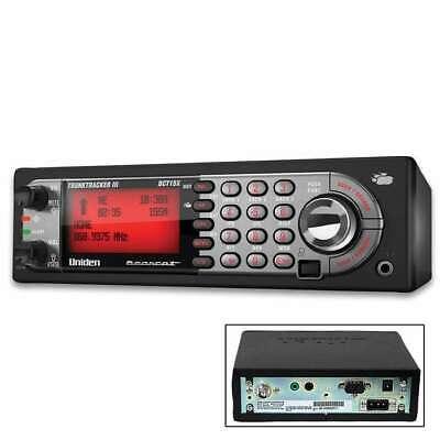 Uniden BCT15X Mobile Trunking Police Scanner Bearcat Trunktr