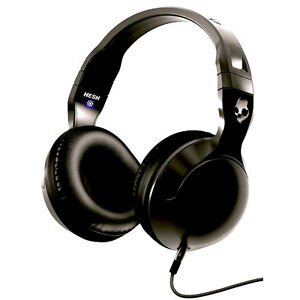 New-Skullcandy-Hesh-2-Over-Ear-Headphones-Lifetime-Warranty-Gloss-Black-Black