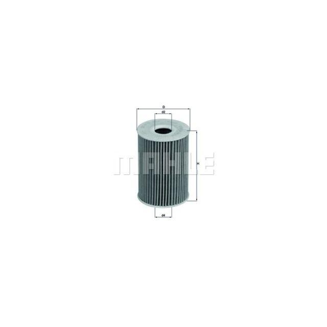 KNECHT 70355549 Ölfilter  OX 415D OPEL RENAULT