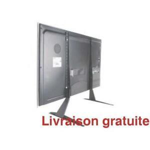 Support de table / Desktop tv bracket