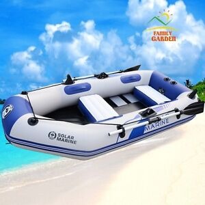 3 Person Inflatable Fishing Boat London Ontario image 2