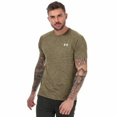 Men's Under Armour Tech 2.0 SS T-Shirt in Green