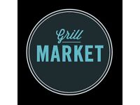 Grill Market Chelsea hiring chefs and cafe staff!! Start immediately!!