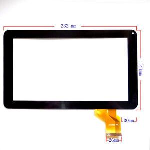 22-9cm-ricambio-digitalizzatore-Touch-Screen-TABLET-da-9-034-ricambio