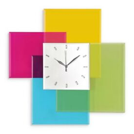 Fusion Wall clock by Innova