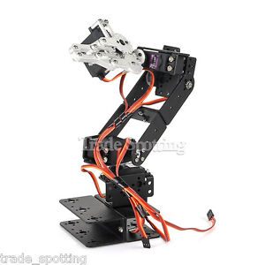 Arduino robot arm kit