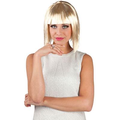 Perücke Gigi Glamour, blond, mit Strähnen