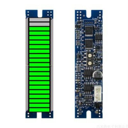 5V 20bit audio vu meter module yellow LED display volume module vu meter