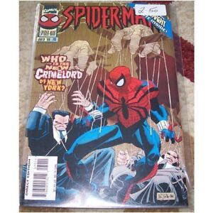 Spider-Man #70 Vol. 1 July 1996 Marvel-The New Crime Lord NM.