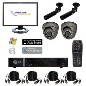 Professional CCTV System, Installation & Set Up - Call Today