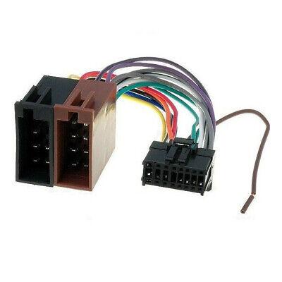 Cable iso pour autoradio Pioneer AVIC-X8600BT AVIC-X9115BT segunda mano  Embacar hacia Spain