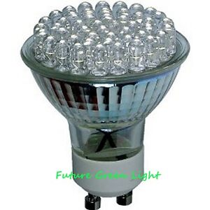 GU10-48-LED-LOW-ENERGY-96LM-WARM-WHITE-BULB