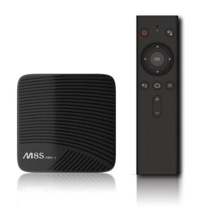 TV BOX - Mecool M8S PRO L 4K TV Box Amlogic S912 Bluetooth 4.1