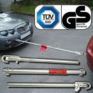 Car-Van-2000KG-2-Ton-GS-TUV-Approved-Recovery-Towing-Tow-Pole-Bar-Towpole