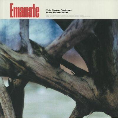 GLOTMAN, Yair Elazar/MATS ERLANDSSON - Emanate - Vinyl (LP)
