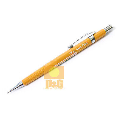 Pentel Sharp Drafting Pencil - 0.9 mm - Yellow Body P209