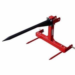 Hay  Bale Spear 675KG Capacity - CAT 1, 3 Point Linkage Dandenong South Greater Dandenong Preview