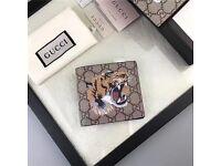 Gucci SS17 Tiger Print Wallet
