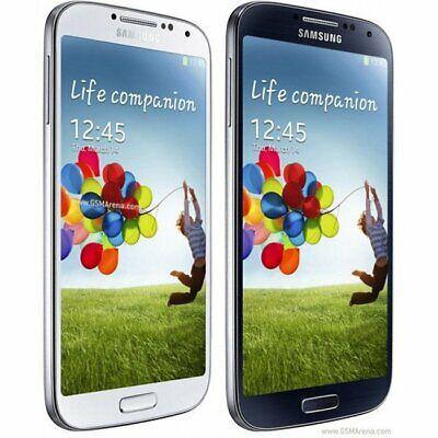 Neu *Ungeöffnet*  Samsung Galaxy S4 16GB 4G (Entsperrt) Smartphone/Black/16GB ()