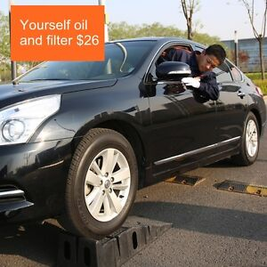 $49.00 synthetic oil and filter change-We come to your location