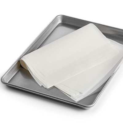 Half Sheet Pan (Half Sheet Commercial Parchment Paper Pan Liner 100 Sheet of 12 x)