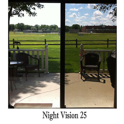 3m Night Vision Sun Control Window Films Nv 15 Nv 25 Nv 35