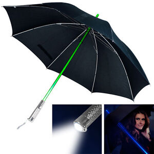 Color-Changing-LED-Umbrella-with-Flashlight-by-TG-7-Different-Colors