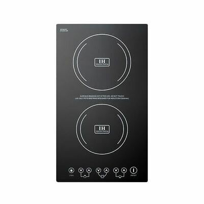 3.25 x 11.38 Induction Cooktop in Black