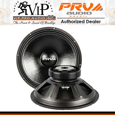 1000w Low Frequency Driver - 2 x PRV Audio 15W1000V2 15
