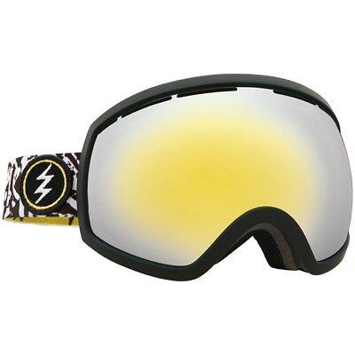 Electric Visual EG2 Bones Snowboarding Goggles (Brose / Gold Chrome)