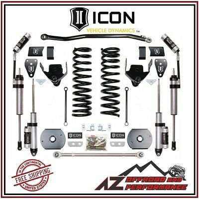 """ICON 2014- 2018 RAM 2500 4WD 4.5"""" Suspension System Stage 3 Lift Kit"""