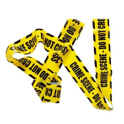 NEU Absperrband Crime scene, 7,20  m Halloween - Halloween Dekoration