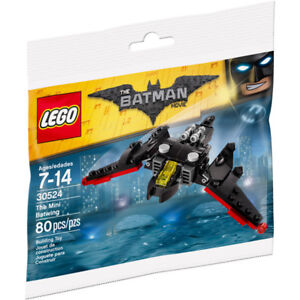 LEGO The Batman Movie: The Mini Batwing 30524 and Two Posters