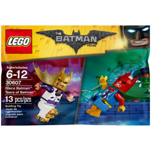 LEGO The Batman Movie: Disco Batman & Tears of Batman 30607
