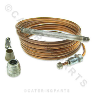 TC72UC-ROBERTSHAW-72-INCH-1800mm-LONG-UNIVERSAL-GAS-PILOT-THERMOCOUPLE-1970-072