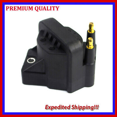 1PC IGNITION COIL UPO2881 FOR 1993 CHEVROLET LUMINA 2.2L L4