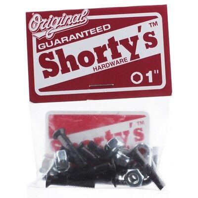 """Shortys 8 PACK Skateboard Hardware 1"""" ALLEN"""
