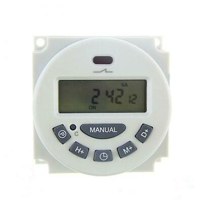 12v24v110v220v Dcac Timer Switch Programmable Digital Power Control L701