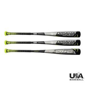 2018 Louisville Slugger Omaha 518 USA Youth Baseball Bat 2 5/8