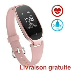 Montre intelligente Bluetooth pour femme